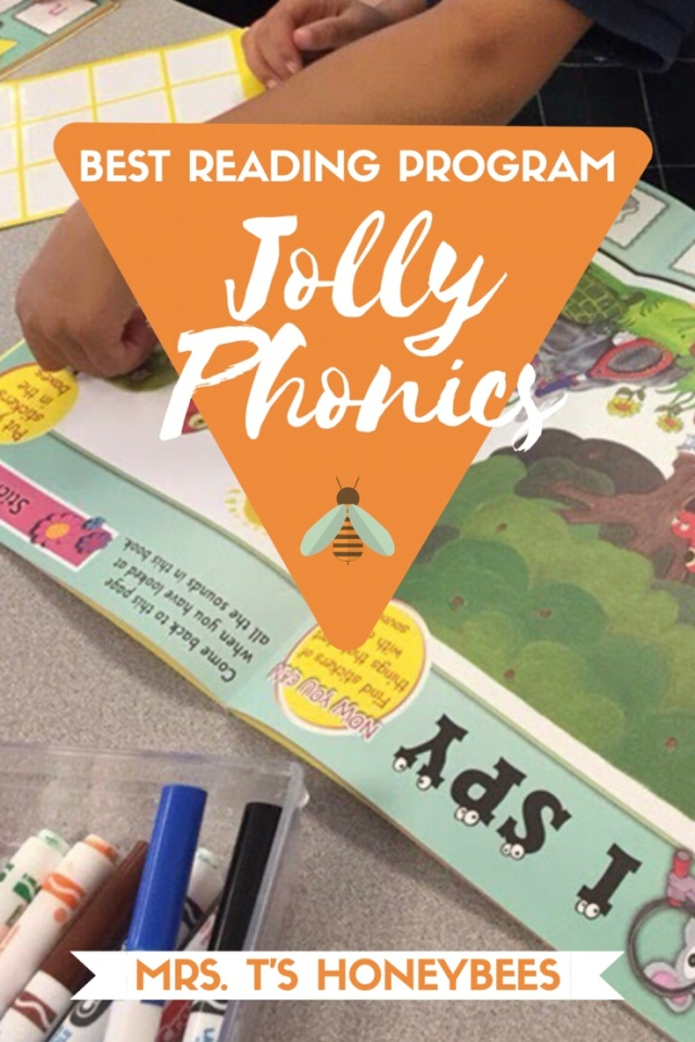 Best Reading Program: Jolly Phonics – From our Homeschooling